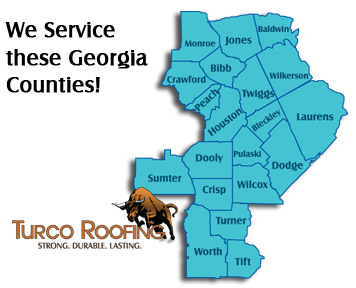 We Serve all of Central Georgia