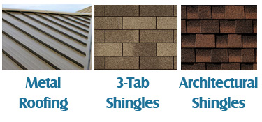 Architectural Shingles Colors